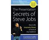 Szczegóły książki THE PRESENTATION SECRETS OF STEVE JOBS