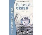 Szczegóły książki PARADOKS CZASU