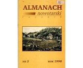 Szczegóły książki ALMANACHA NOWOTARSKI NR 3