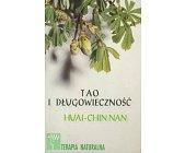 Szczegóły książki TAO I DŁUGOWIECZNOŚĆ