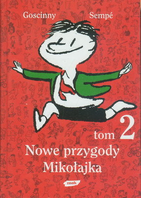 NOWE PRZYGODY MIKOŁAJKA - TOM 2