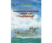 Szczegóły książki HISZPAŃSKIE KRĄŻOWNIKI CIĘŻKIE TYPU CANARIAS