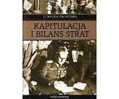 Szczegóły książki II WOJNA ŚWIATOWA - TOM 24 - KAPITULACJA I BILANS STRAT