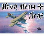 Szczegóły książki HEINKEL 60, HEINKEL 114, ARADO 95 (HE60,HE114, AR95)