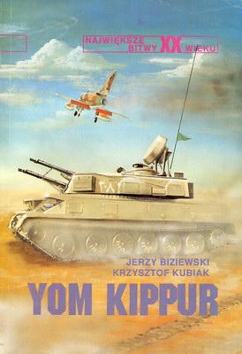 YOM KIPPUR (NAJWIĘKSZE BITWY XX WIEKU - ZESZYT 15)