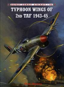 TYPHOON WINGS OF 2ND TAF 1943-45
