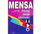 Szczegóły książki MENSA. POZNAJ SWOJE ZDOLNOŚCI