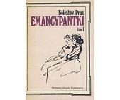 Szczegóły książki EMANCYPANTKI - 2 TOMY