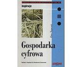 Szczegóły książki GOSPODARKA CYFROWA