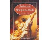 Szczegóły książki NIEBEZPIECZNE ZWIĄZKI
