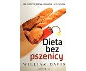 Szczegóły książki DIETA BEZ PSZENICY