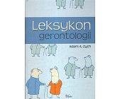 Szczegóły książki LEKSYKON GERONTOLOGII