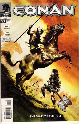CONAN - THE WAR OF THE DEAD