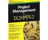 Szczegóły książki PROJECT MANAGEMENT FOR DUMMIES