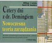 Szczegóły książki CZTERY DNI Z DR. DEMINGIEM