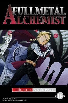 FULLMETAL ALCHEMIST - TOM 18