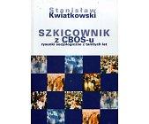 Szczegóły książki SZKICOWNIK Z CBOS-U