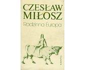 Szczegóły książki RODZINNA EUROPA