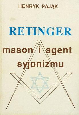 RETINGER - MASON I AGENT SYJONIZMU