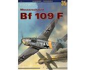 Szczegóły książki MESSERSCHMITT BF 109 F, VOL.2
