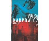 Szczegóły książki BALLADYNY I ROMANSE