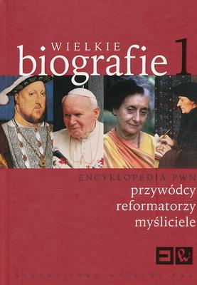 WIELKIE BIOGRAFIE - 3 TOMY
