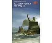 Szczegóły książki SALAMINA-PLATEJE 480-479 P.N.E. (HISTORYCZNE BITWY)