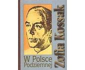 Szczegóły książki W POLSCE PODZIEMNEJ