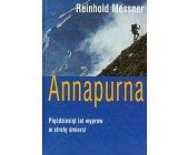Szczegóły książki ANNAPURNA