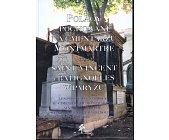 Szczegóły książki POLACY POCHOWANI NA CMENTARZU MONTMARTRE...