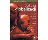Szczegóły książki OBLICZA GLOBALIZACJI
