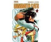 Szczegóły książki GUNSMITH CATS - TOM 1 - BONNIE & CLYDE