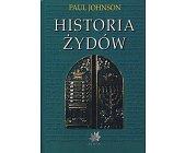 Szczegóły książki HISTORIA ŻYDÓW