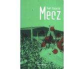Szczegóły książki MECZ