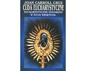 Szczegóły książki CUDA EUCHARYSTYCZNE
