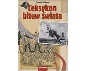 Szczegóły książki LEKSYKON BITEW ŚWIATA