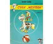 Szczegóły książki LUCKY LUKE - CYRK WESTERN