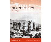 Szczegóły książki NEZ PERCE 1877: THE LAST FIGHT (OSPREY PUBLISHING)