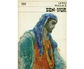 Szczegóły książki BEN HUR