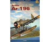 Szczegóły książki ARADO AR 196 (MONOGRAFIE LOTNICZE 45)