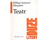 Szczegóły książki TEATR (DUŻE LITERY)