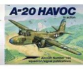 Szczegóły książki A-20 HAVOK IN ACTION