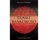 Szczegóły książki TAJNIKI BANKOWOŚCI