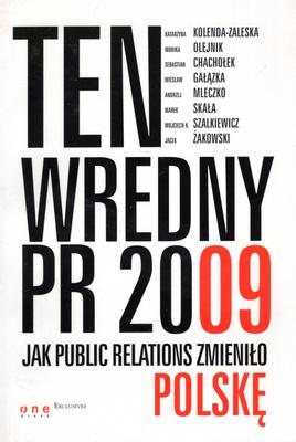 TEN WREDNY PR 2009