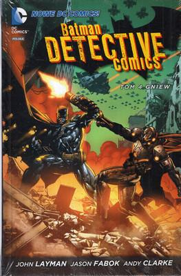 BATMAN DETECTIVE COMICS, GNIEW. TOM 4
