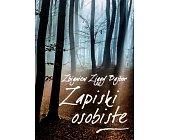 Szczegóły książki ZAPISKI OSOBISTE
