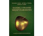 Szczegóły książki HANDEL I FINANSE MIĘDZYNARODOWE