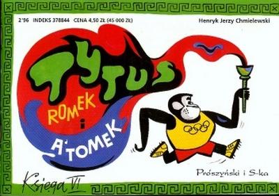 TYTUS, ROMEK I ATOMEK - KSIĘGA VI