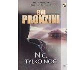 Szczegóły książki NIC, TYLKO NOC