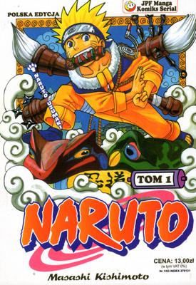 NARUTO - TOM 1